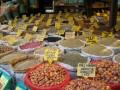 Egyption Spice Market in Istanbul, Turkey