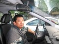 Yim, our Cambodian Taxi Driver.  Came to Paris in 1979 after the Pol Pot regime.  Yim shared with us about his history and wonderfull family.  He is very proud!!! Thanks Yim...