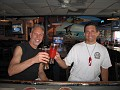 Cheers!!!  From Steve and Gary in Ft. Lauderdale, Florida!!!