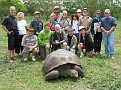 Group Shot Galapagos