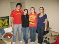 Zack, Alaina, Laura, Vicky