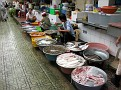 Ben Thanh Market Meals... Seafood Section...