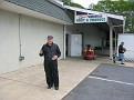 "Here is ""Gino"" of Gino Pinto Wholesale Produce in Hammonton, Nj where I buy my Juice for Wine Making."