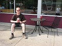 Peter Molenaar and I Traveling in Connecticut  (107)