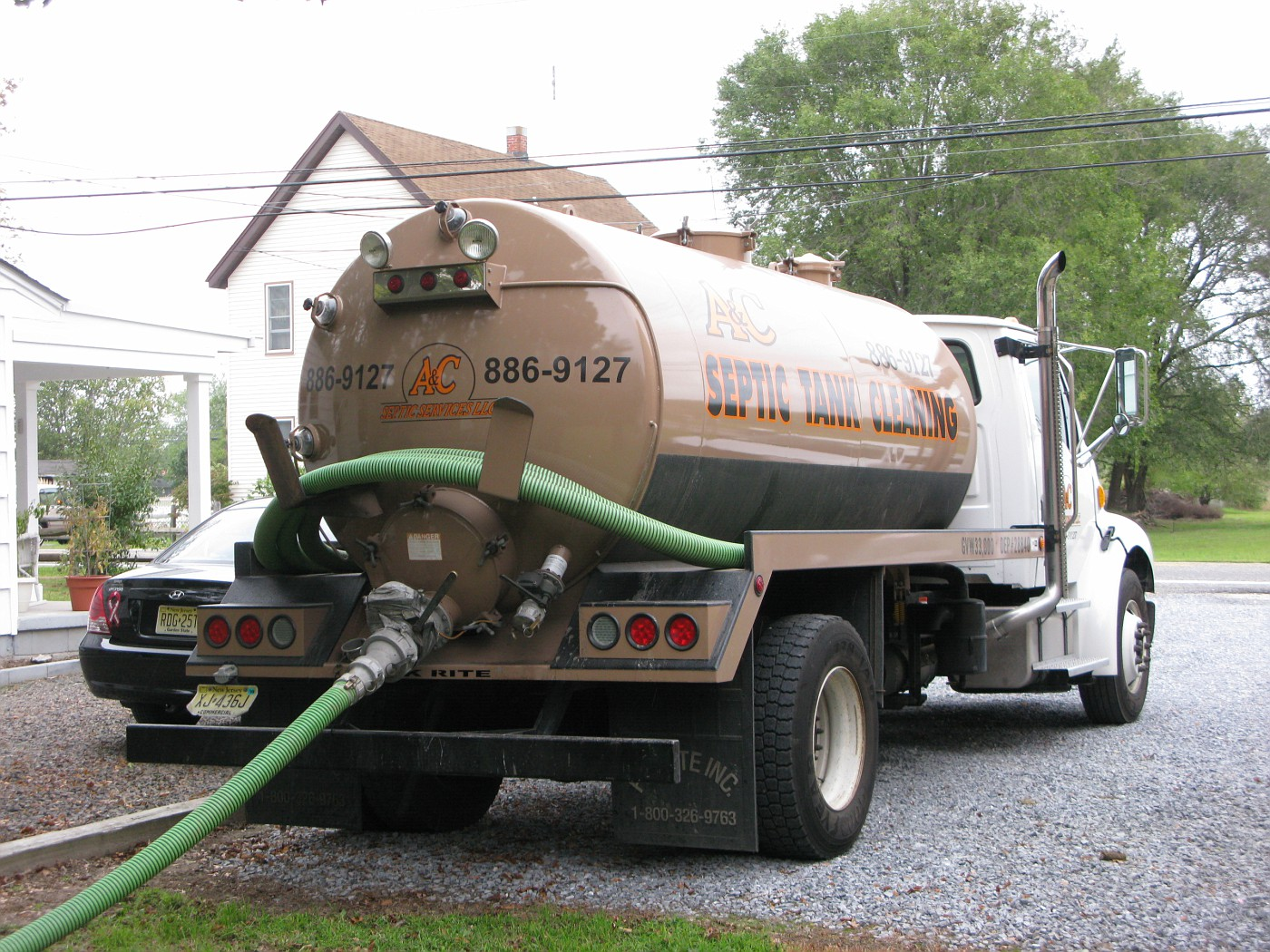 A & C Septic Services, LLC.