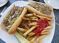 Eating in Germantown...  Philadelphia...