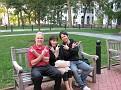 Exploring Philadelphia with Hiromi and Soji, Oct 11th 2008  (15)