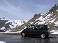 IMG 1516 My little black Mercedes at 2'469 m altitude