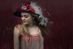 ldav-feathered-hat