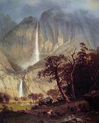 Cholooke: The Yosemite Fall [1864]