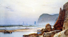 Morning at Grand Manan [1875]