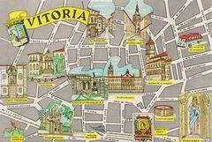 00- Map of Vitoria