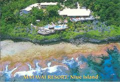 Niue - Matavai Resort