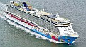 Norwegian Breakaway at Sea