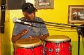 Camille Armand, Congas