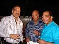 Mario Nelson, Frantz Thelonge & Gaby St. Louis