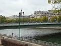 Un petit pont sur La Seine.