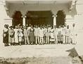 1950 devant l'Ecole Polytechnique