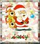 Santa with friendsTaSassy
