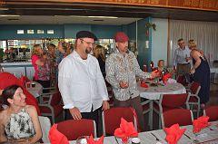2016 12 10  034 Swedish Club Christmas Dinner Buffet