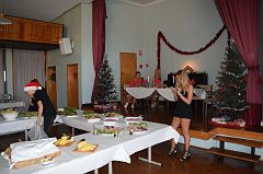 2016 12 10  035 Swedish Club Christmas Dinner Buffet