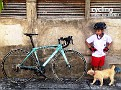 Cycling makes you younger :-)