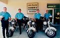 IL - Lake County Sheriff 2003 Harley Road Kings