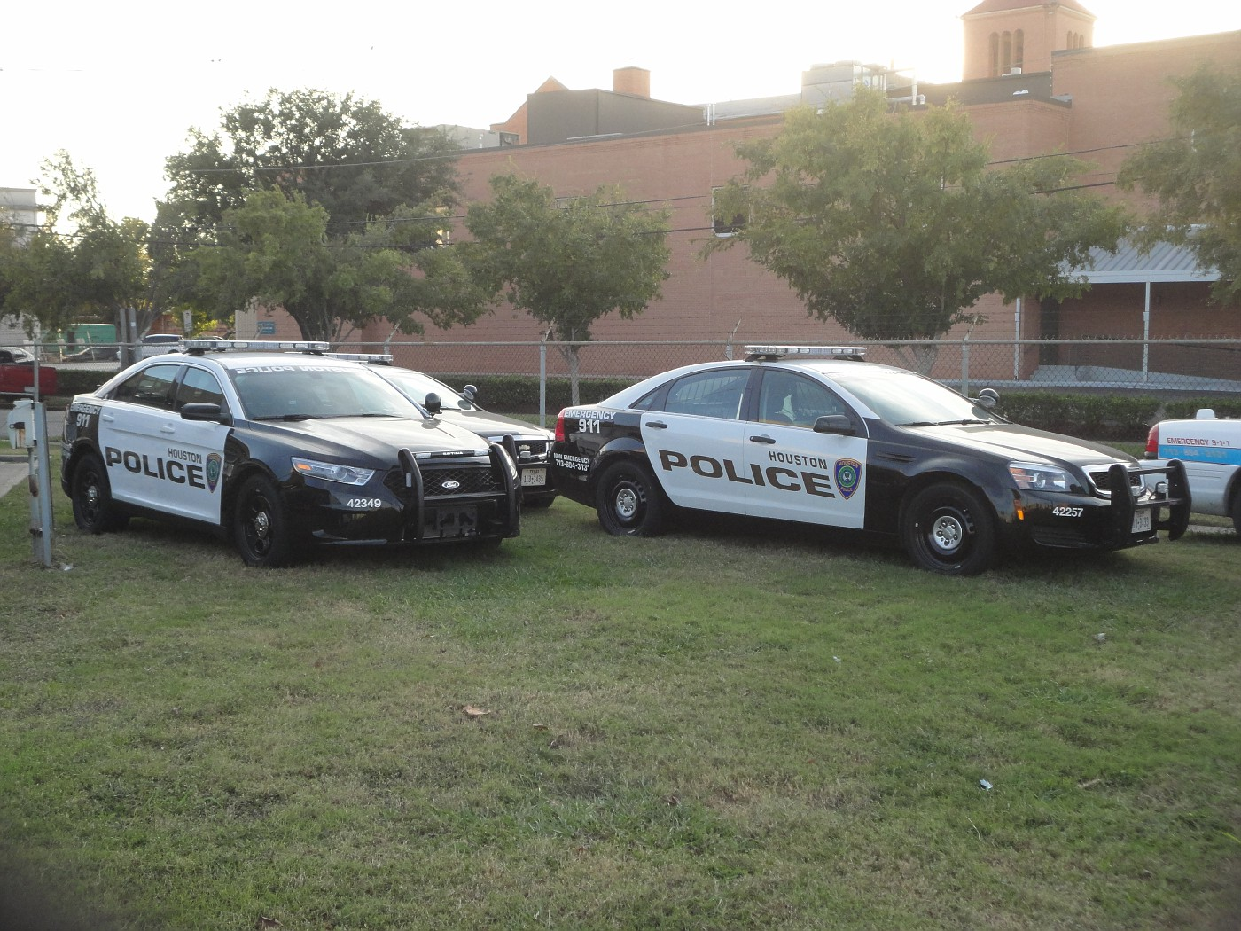 TX - Houston Police