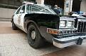Cleveland Police 1984 Dodge