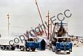 C21 Lorries discharging clay - Par Docks