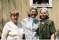 Mildred Lawson Otter, Anna Lawson Bailey, Jennifer Byrd Boshears