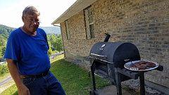 2016-06-24 - Grilling Hamburgers at Morning Star