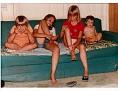 Melanie Austin; Jamie West; Shannon Austin; and Clayton Hawkins.
