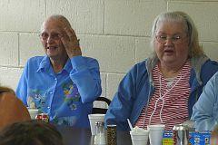 Mildred (AUSTIN) West-Lowe and Adene (LOWE) Austin