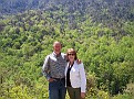 E. Ray and Gail Austin in the Smokies!