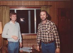E. Ray Austin and Jerry Lay
