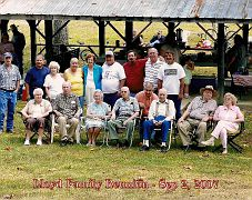 2-Lloyd Family Reunion Sep 2, 2007