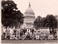 White House visit - About 1953/1954