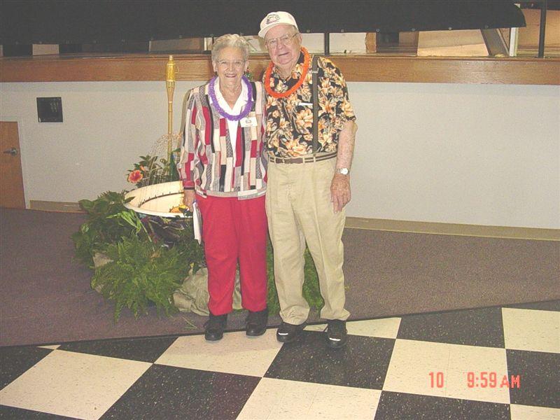 Steve & Elva Gober