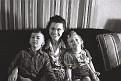 Eloise Kemp (sister of Conrad Kemp) with Wayne and Jeannie Bouck. Photo courtesy of the Pryor family.