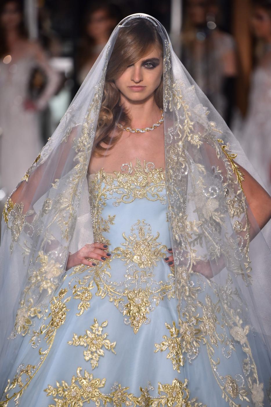 Reem Acra Bridal SS18 0939