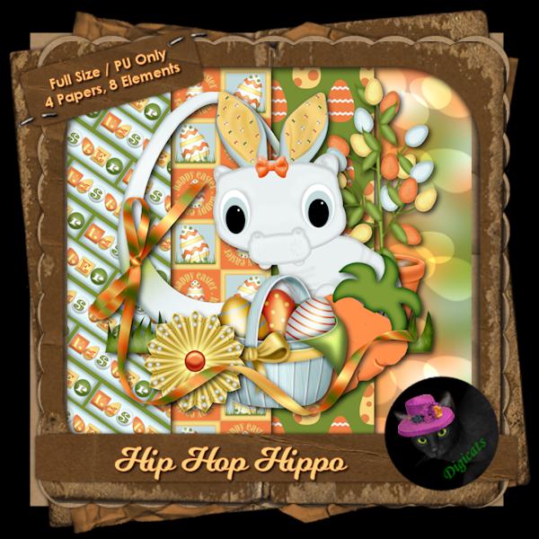 Hip Hop Hippo (Full)