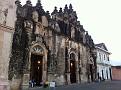 Taking a Leisurely Sunday self-orientation walk around Granada...