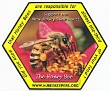 New Jersey Beekeepers Association Sticker  www.njbeekeepers.org