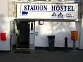 Stadion Hostel is 20 Euro per night for non member.  For me (life member) 17.50 Euro...  Twenty some bucks.