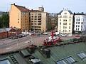 Downtown Helsinki Views.