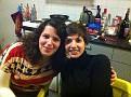 Nadia from Greece...  Graduate School Class Mate of Alaina...