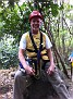 ZIP LINES in Guatemala!!!  What Great Fun!!!  1 hour hike up the mountain and then 8 different Zip Lines to the bottom.  Monkeys and Coatimundis (related to raccoons) along the way...  So cool!!!