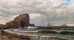 Rocky Shoreline [undated]