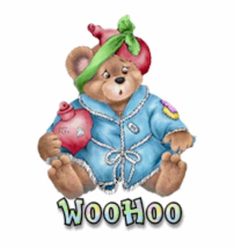 WooHoo - BearGetWellSoon